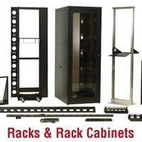 Hammond Manufacturing   Racks And Cabinets